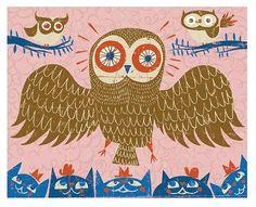 Ben Newman - Owl's Meow
