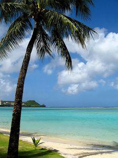 Tumon, Guam by tessarosephotos, via Flickr