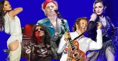 Rock and Roll Hall of Fame Announces 'In Concert' Series