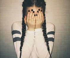Poses to look gorgeous in your selfies when you comb your hair with braids - Lange Haare Hair Day, Your Hair, Girl Hair, Pretty Hairstyles, Braided Hairstyles, Updo Hairstyle, Summer Hairstyles, Hairstyles Tumblr, Short Hairstyles