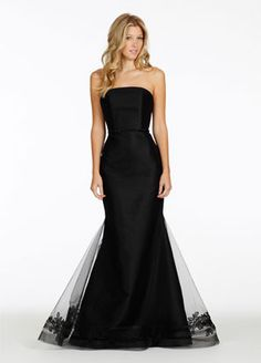 Noir By Lazaro Bridesmaids and Special Occasion Dresses Style 3434 by JLM Couture, Inc.