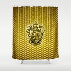 Gryffindor logo Shower Curtain