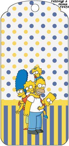 Este post tem tudo para você fazer sozinho uma festa completa,com várias molduras para convites, rótulos para diversas guloseimas,rótulos de lembrancinhas e imagens!!! Faça você mesmo em casa,e aprenda o passo a passo aqui no blog! LEIA COM ATENÇÃO AS INSTRUÇÕES: 1)Todos os Kits são gratuitos mesmo! Não vendemos nenhum produto (nem aqui nem emMore Bolo Simpsons, Simpsons Party, The Simpsons, My Love, Birthday, Diy, Character, Diy Home, Goodies