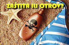 Opasnosti krema za zaštitu kože od sunca