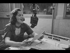 Jo Stafford - You Belong To Me In memory of the days when we were friends in SF.