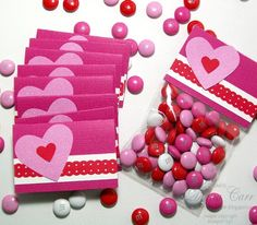 155 Best Treat Boxes Bags Valentines Images On Pinterest