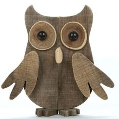 Free shipping handmade wood wooden owl craft onament home decoration accessories and gift(China (Mainland))