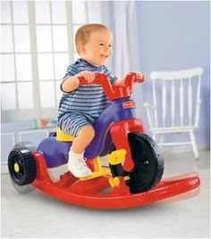 Fisher Price Rock-n-roll ride on BabaNBaby.com