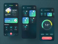 App Ui Design, Mobile App Design, Branding Design, Car App, Online Web Design, Directory Design, App Home, Ui Design Inspiration, Creative Inspiration