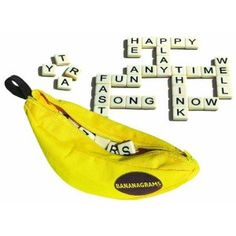 Bananagrams Daily 5 word work activity