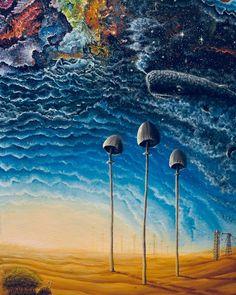gif art lsd vintage psychedelic animation VHS motion graphics Visual Effects GIF art Retro-futurism Retro Future retrofuture VHS art space trip Mushroom Drawing, Mushroom Art, Trippy Mushrooms, Psychadelic Art, Surreal Artwork, Acid Trip, Psy Art, Hippie Art, Visionary Art