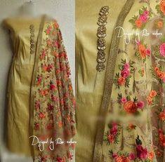 Shop Salwars online for Anarkali Indian Attire, Indian Ethnic Wear, Salwar Designs, Blouse Designs, Pakistani Outfits, Indian Outfits, Ethnic Outfits, Style Oriental, Punjabi Dress