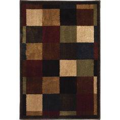 orian fadeaway brown area rug walmart online | decorating ideas