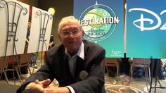 """Interview Disney Legend Charlie Ridgeway Early Days of WDW. On November 22-23, D23 held its big annual event at the Contemporary Resort in Walt Disney World, """"Destination D: Attraction Rewind"""". http://land.allears.net/blogs/lauragilbreath/2014/12/ 
