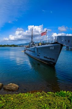 Pearl Harbour, Honolulu, Hawaii