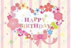【無料ダウンロード】可愛い印刷して使えるバースデーカード テンプレート【誕生日・祝いメッセージ】 - NAVER まとめ Diy And Crafts, Happy Birthday, Design, Hawaii, Happy B Day, Design Comics, Happy Birth Day