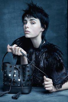 Marc Jacobs, Louis Vuitton Campaign, Muses