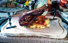 Coaste Marinate Curtea Veche Meat, Ethnic Recipes, Pork