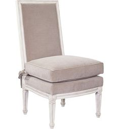 Delphine Slipper Chair from the Suzanne Kasler® collection by Hickory Chair Furniture Co.