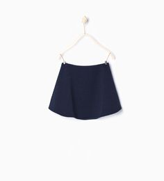ZARA - COLLECTION AW15 - Flared skirt