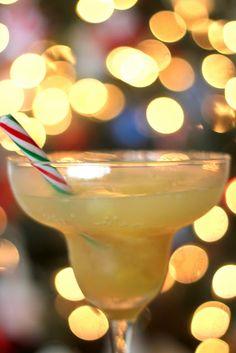 best christmas drink ever (grandma's brandy slush) #peachbrandy