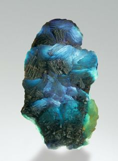 Fluorite - Summit Cleft, Austria