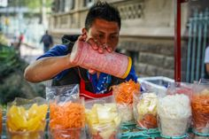 A Totally Incomplete Guide to Mexico City Street Food