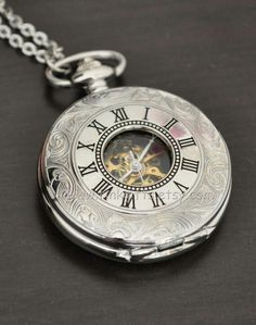 f0c7d3910 Pocket watch Steampunk, Cool Watches, Watches For Men, Telling Time, Rolex,