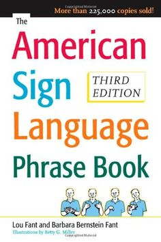 The American Sign Language Phrase Book by the fantastic and skilled Lou Fant and his equally wonderfully dear wife. Rest in peace, dear Lou; Seattle will never forget you. Sign Language Phrases, Learn Sign Language, Language Study, Foreign Language, Phrase Book, Asl Signs, Deaf Culture, American Sign Language, Copics