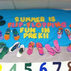 New Summer Bulletin Board