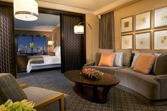 Augustus Tower - Spa Suite - Sitting and Bedroom Best Online Casino, Online Casino Bonus, Las Vegas, Vegas Casino, Caesars Palace, Great Hotel, Places Ive Been, Slot, The Good Place
