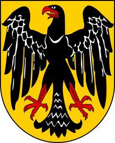 Escudo de la República de Weimar (1919-1935).