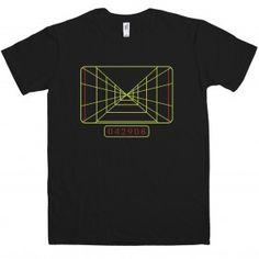 Geek T Shirt - Targeting computer | Funny Tees | 8ball