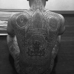 Gallery Follows the Text Tattoos in Thailand come with age old tradition and religious practices. In fact, Buddhist Monks are known to be masters of the trade. It is believed that tattoos by these ...