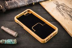 iPhone SE case / 5s / 5 / 5C Real wood case / bamboo case / wooden case / crafted case #SE #iphonecase #woodencase
