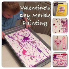 Valentine's Day Marb
