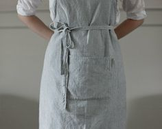 my perfect lunch, ingredient no. 10: an apron to keep ingredient no. 9 clean when serving up dishes