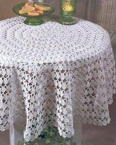 Peerless tovaglia crochet .... Discussione sulla LiveInternet - Servizio russo Diaries online