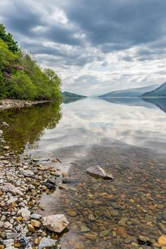 Loch Lochy - Loch Lochy, Scottish Highlands.Spent a couple of days up in this…