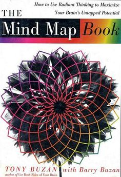 The Mind Map Book: How to Use Radiant Thinking to Maximize Your Brain's Untapped Potential by Tony Buzan, Barry Buzan – Publisher: Plume – 1996 – English – Mind Map Examples, I Mind Map, Tony Buzan, How To Focus Better, Work Goals, Learning Techniques, Your Brain, Free Ebooks, Mindfulness