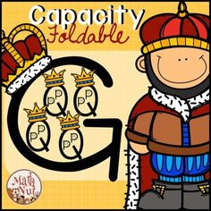 Capacity!This resource contains a capacity foldable and an oral story designed to help students remember the customary units of capacity.The foldable allows students to convert customary units of capacity. An answer key is included.  Common Core Standards: 4.MD.1 and  5.MD.1Product Keys: Capacity foldable, Capacity Center, Capacity Printables, Capacity Activities