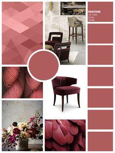 Voici les nouvelles couleurs tendances de l'automne/hiver 2017. l projets de décoration d'intérieure contemporains l Pour obtenir les images en Haute Résolution et le communiqué de presse, cliquez ici : http://www.brabbu.com/pressarea/?&utm_source=BBMay2017&utm_medium=Pinterest&utm_term=FranceTeam&utm_campaign=Pinterest3.0