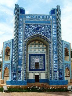 Khwaja Abu Nasr Parsa Mausoleum, Balkh, Afghanistan