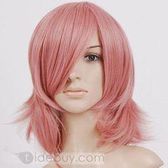 Pink Hair Pokemon Cosplay Wigs