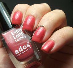 The Clockwise Nail Polish: Ados Cosmetics 527