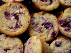 Fig Jam Mini Muffins