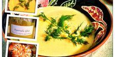 Cauliflower+Taro Root Ayurvedic Soup http://dariasdelishdish.com/