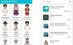 La aplicación interactiva Yalam (que significa lengua, por su traducción del mixteco al español), desarrollada por estudiantes de la UTVCO