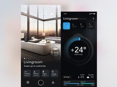 """""""Fitbit redesign, Unread messages, Plants app and more… Weekly interactions roundup!"""" is published by Muzli in Muzli - Design Inspiration. Mobile Web Design, App Ui Design, Interface Design, User Interface, House App, App Home, Fitbit, Mobile App Ui, Interactive Design"""