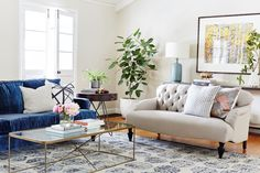 A Classic Home Tour Full of Gorgeous Pattern